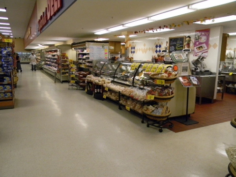 deli at buds shop 'n save supermarket in Pittsfield